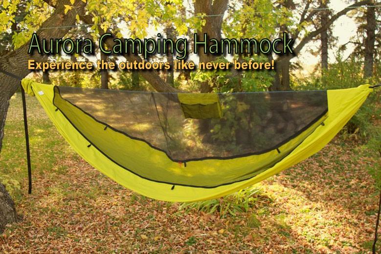Aurora Camping Hammock